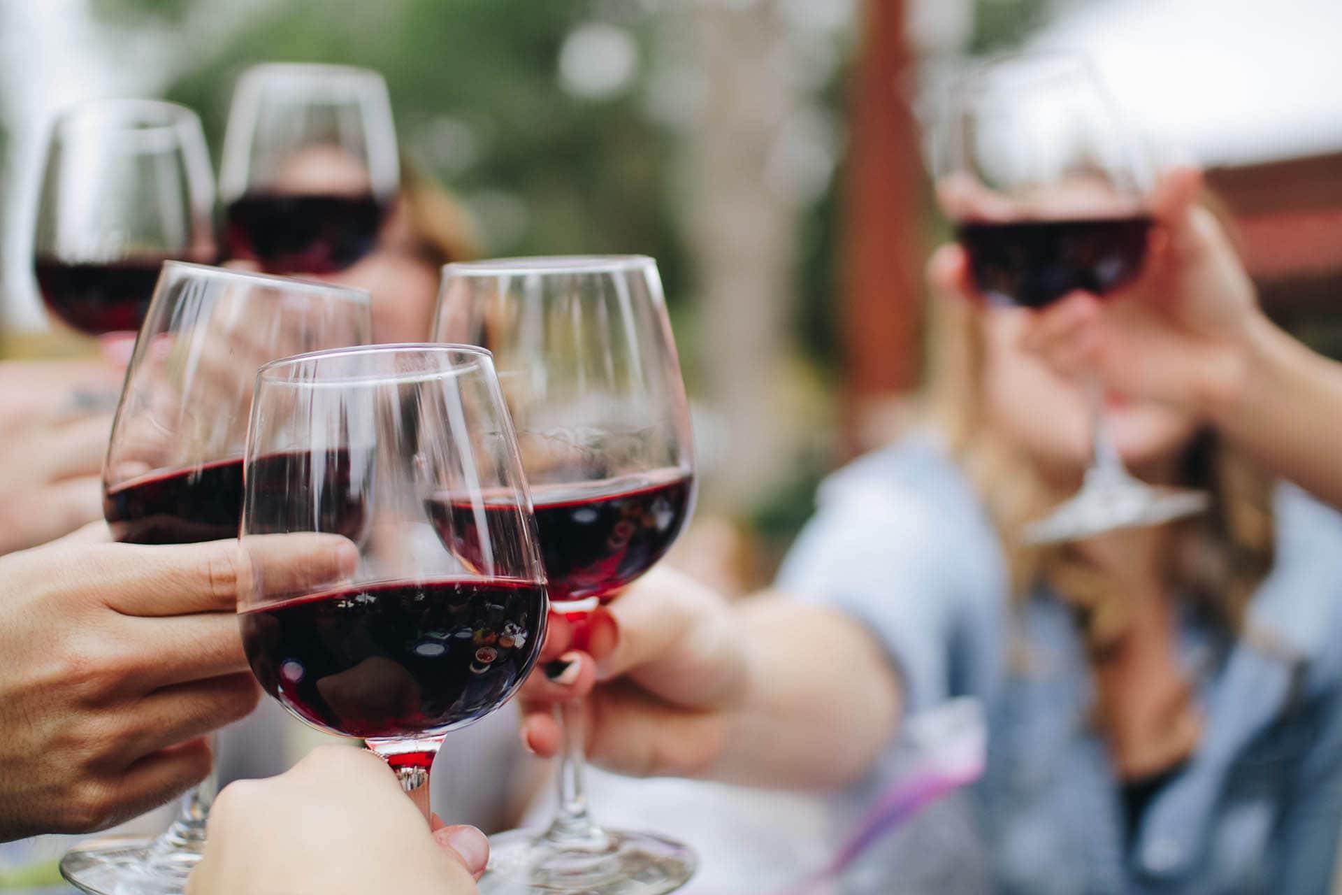esportazione del vino