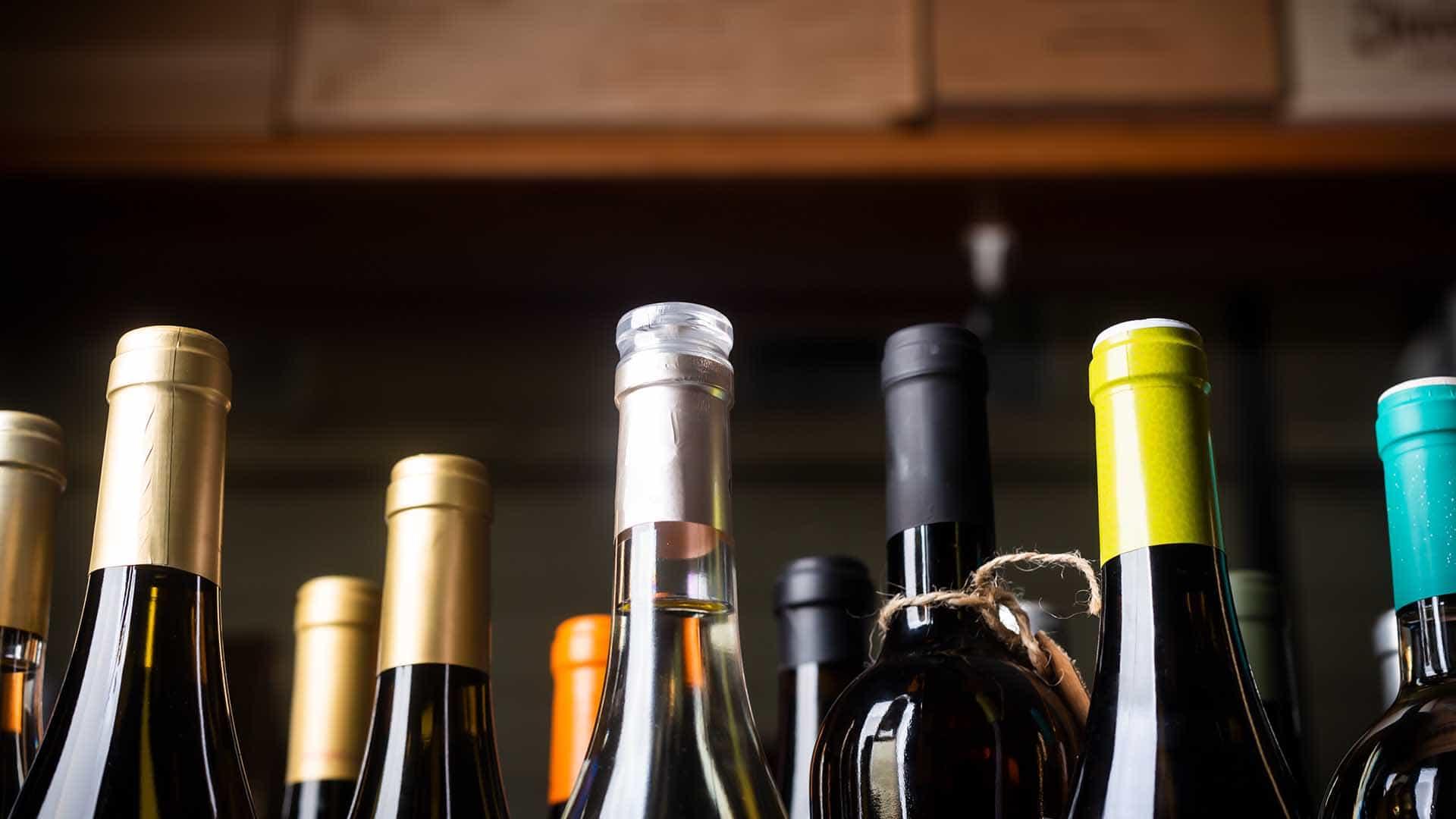 conservazione del vino conto terzi